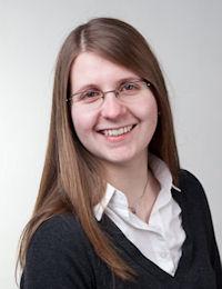 Patrizia Prüther, Steuerfachangestellte
